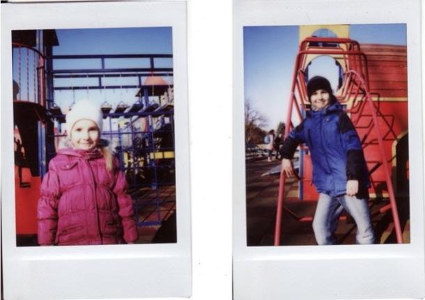 Jollylook é uma câmera de fole instantânea de papel cartão 10 - DXFoto