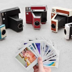"""Lomo'Instant Square, a """"polaroid"""" quadrada da Sociedade Lomográfica"""