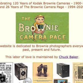 """Conheça a Kodak Brownie. Ou """"aquela câmera em forma de caixinha…"""""""