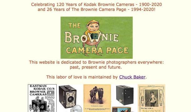 Conheça a Kodak Brownie - Dxfoto