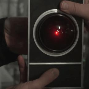 """Curiosidade: sabia que o """"olho"""" do HAL 9000 era uma lente fisheye de verdade?"""