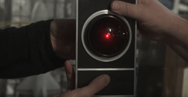 Hal 9000 - nikkor lens dxfoto