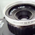 Como usar o antigo Lomography Fisheye Adapter na Holga 120