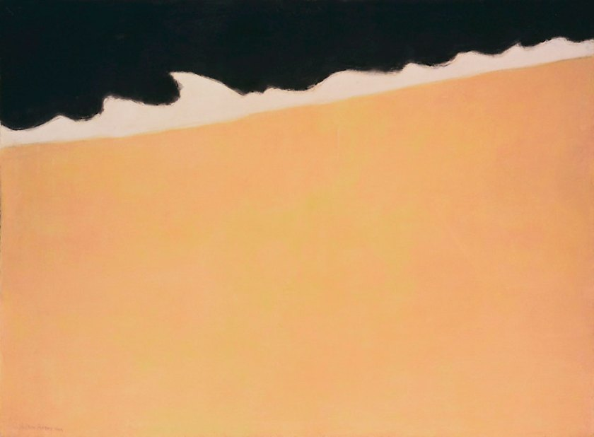 Black Sea. Milton Avery. 1959 Phillips Collection Acquired 1965 © 2011 Milton Avery Trust / Artists Rights Society (Ars), New York