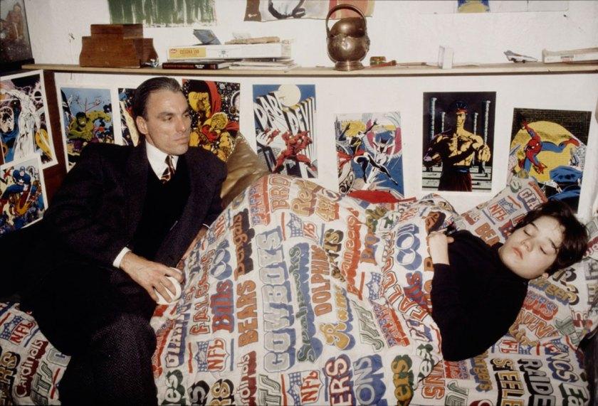 Max and Richard, New York City, 1983 © Nan Goldin