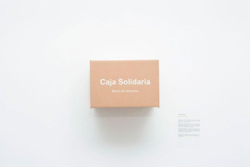 Caja solidaria 2014
