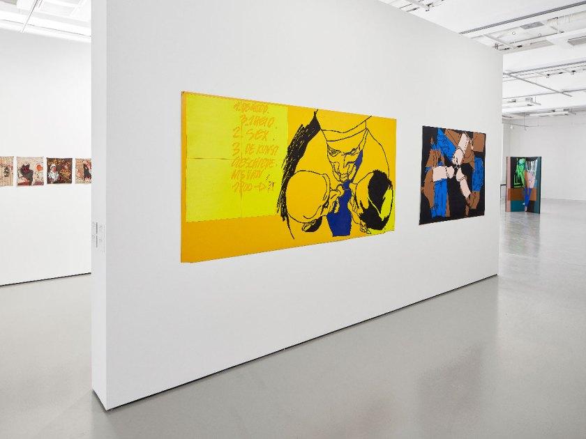 01_Ausstellungsansicht_AMVK_Fridericianum