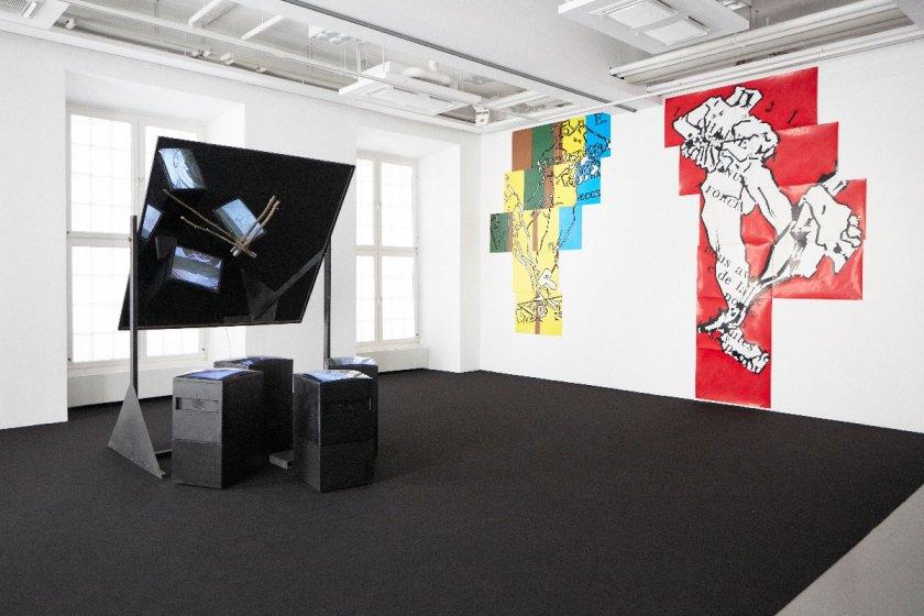 06_Ausstellungsansicht_AMVK_Fridericianum