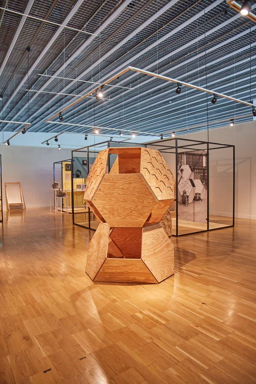 """Museu del Disseny de Barcelona """"Victor Papanek: la política del diseño"""""""