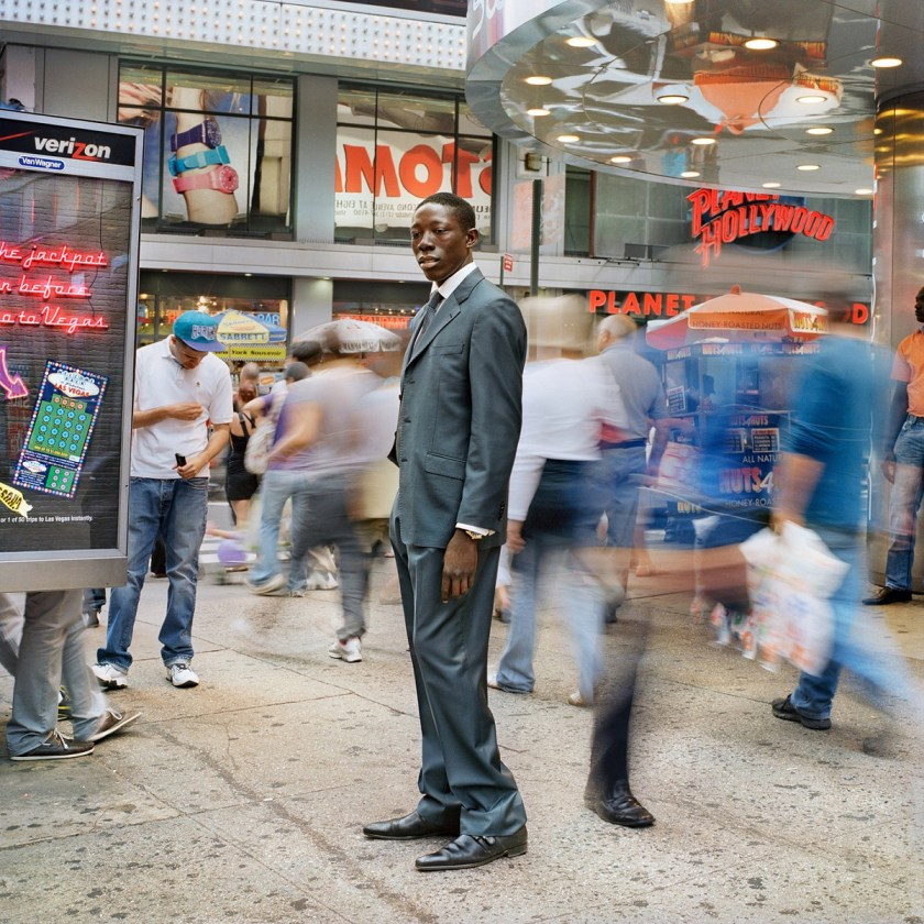 José-Antonio-Carrera-Times-Square-&-George-Abbot-Way,-NYC-2010