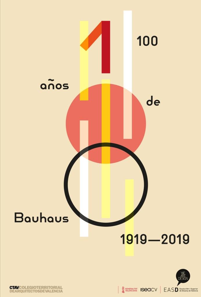 Proyecto Bauhaus 1919 – 2019 - EASD Valencia & CTAV