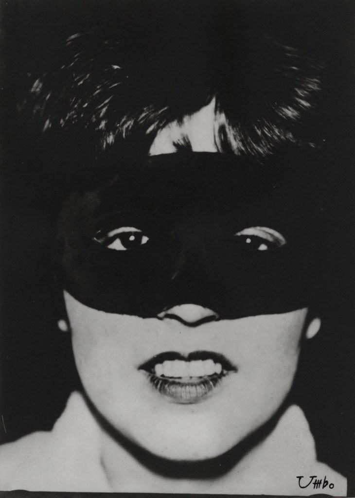 Umbo_Rut-Maske_1927_Berlinische-Galerie