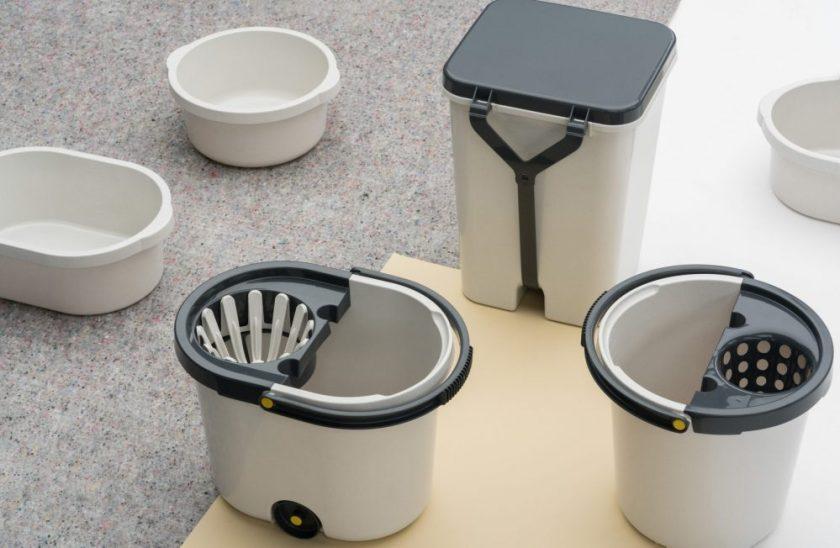 Gama de limpieza Bob Diseño : Estudio Inma Bermúdez Empresa : Sp. Berner