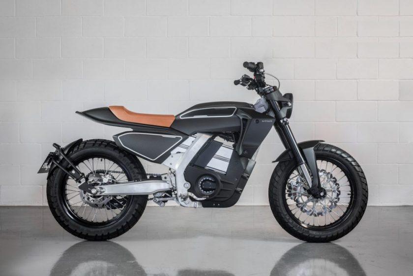 Pursang E-Track Diseño : Pursang Motorcycles - Jim Palau-Ribes Roger Empresa : Pursang Motorcycles