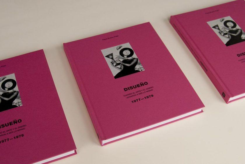 Disueño Cuando el arte y el diseño juegan a ser lo mismo. 1977-1979 Responsables del proyecto : Editorial Tenov Empresa : Editorial Tenov // Museu del Disseny de Barcelona Fotos : Editorial Tenov