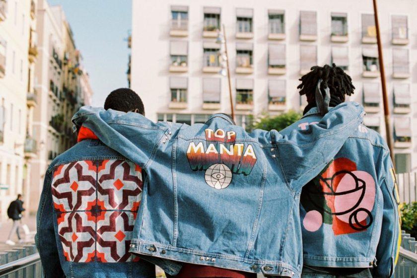 Serie de artistas / Lotería Mantera Responsables del proyecto : Lamine Sarr i Lara Costafreda Empresa : Asociación popular de vendedores ambulantes de Barcelona Fotos : Lluís Tudela