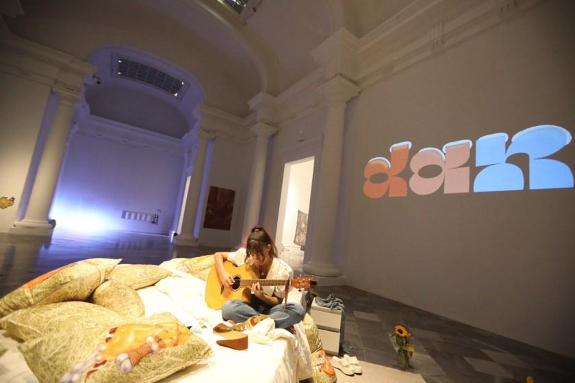 """""""El Dormitorio. Centennial Bedroom Art"""" © Centre del Carme Cultura Contemporània"""