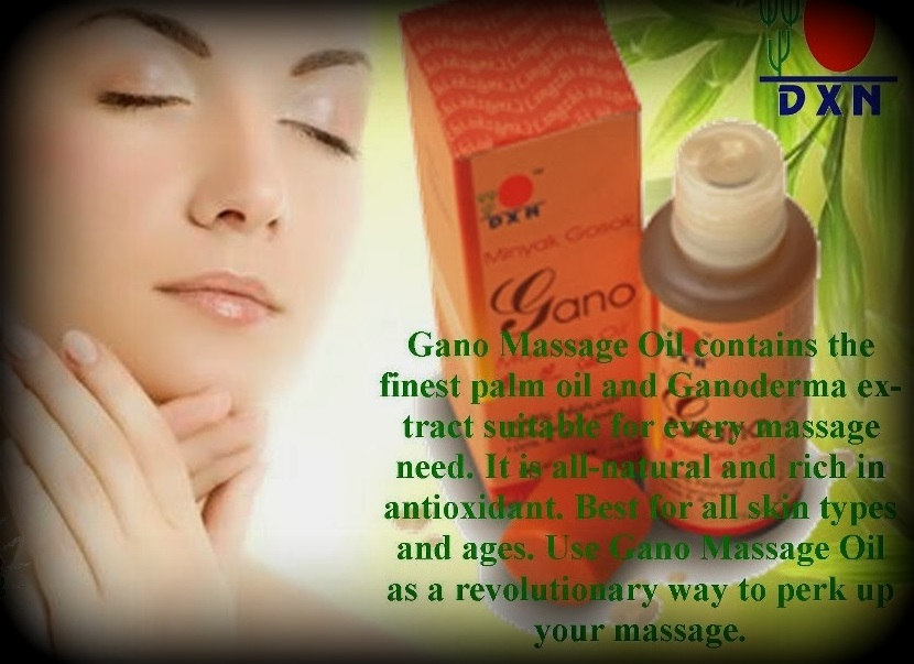 Gano Massage Oil DXN ID 280014967