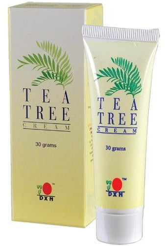 كريم الشاي dxn فوائده واستخداماته