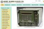 Army Radio Sales
