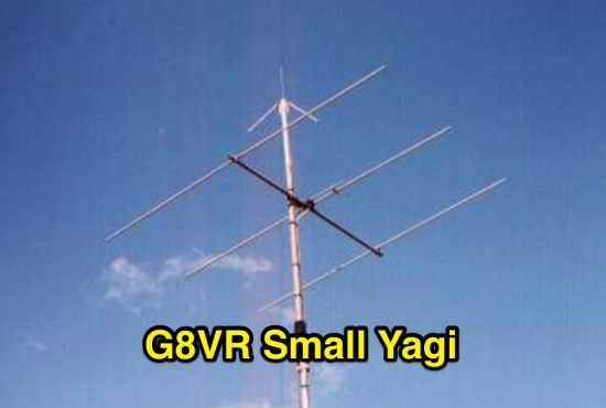 G8VR a small Yagi for 50 MHz