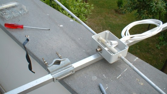 2 Element Yagi for 6 meters