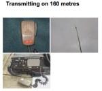 Transmitting on 160 metres
