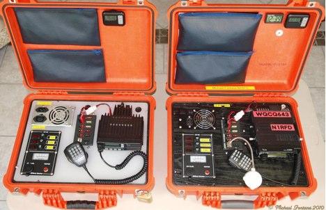 Ham Radio Go-Kit