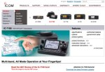 ICOM IC-7100 Official page