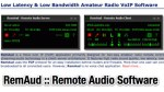 RemAud Remote Audio Software