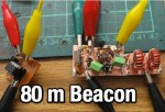 80 m CW Beacon