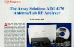 AIM 4170 CQ Review