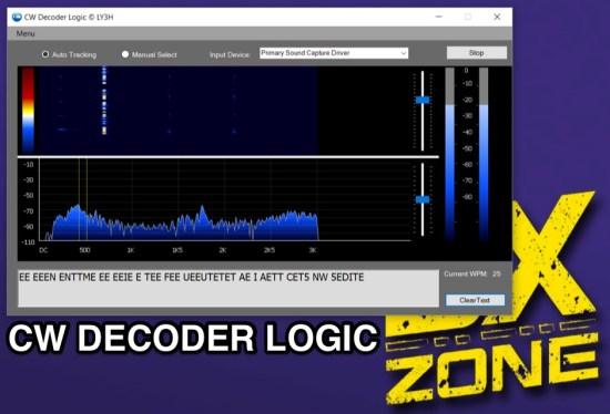 CW Decoder Logic