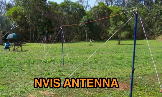 How to build NVIS antenna