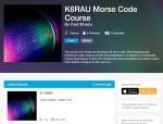 K6RAU Code Course