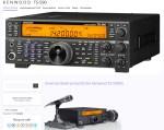 Kenwood TS-590 by UT0FC
