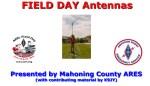 Field Day Antennas