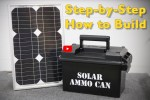 Solar power in a Can