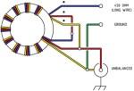 50:450 Ohm (9:1) Balun for vertical antennas