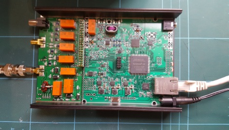 Hermes-Lite Low Cost HF SDR