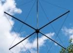 6 Метровая Четырехъядерная Турникетная Антенна