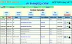 UA9QCQ Contest Calendar