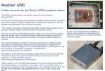 Weather APRS data converter