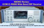 ICOM IC-R9500 Review
