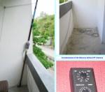 Balcony Vertical HF Antenna