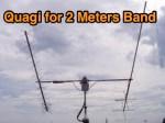 7 Element QUAGI for Satelitte Operations