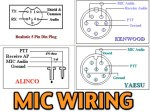 11 Most Popular MIC Wiring Diagrams