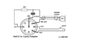 Yaesu Pin connectors : resource detail
