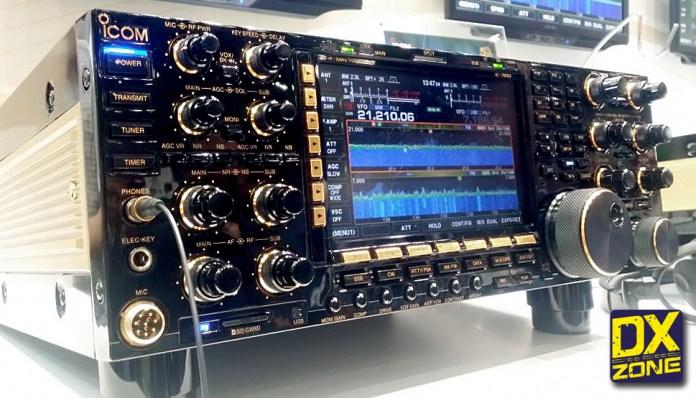 ICOM IC-7850