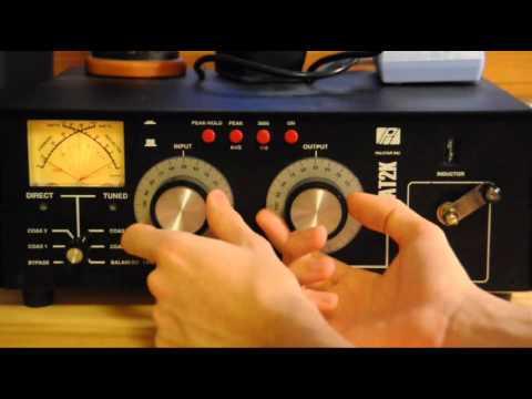 Using Antenna Tuner